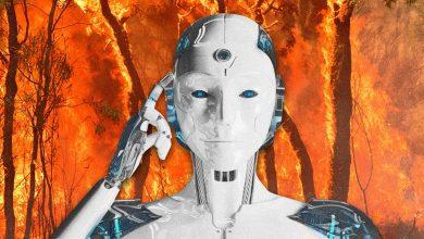 IA y la lucha contra incendios
