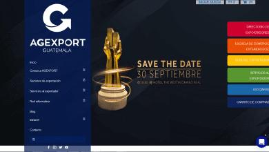 Guatemala. Agexport. Galardón Nacional a la Exportación.