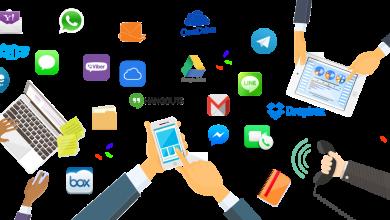 soluciones de comunicaciones y de colaboración