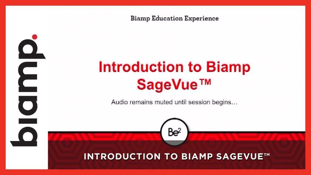Biamp SageVue gestiona sistema de enmascaramiento de sonido