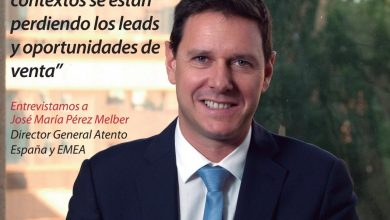 Entrevista al CEO de Atento en España