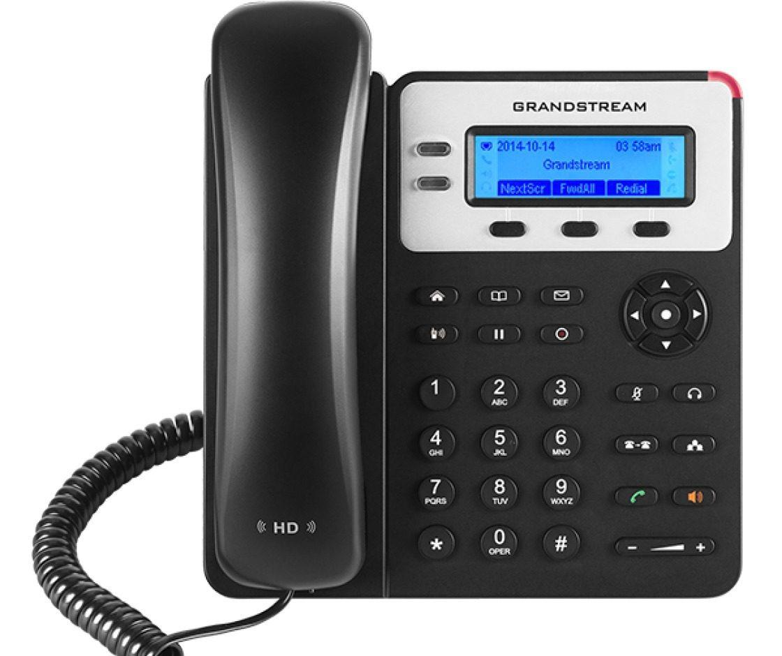 El GXP1620/GXP1625 Teléfono IP para Pequeñas Empresas