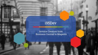 I95Dev para Dynamics 365 Business
