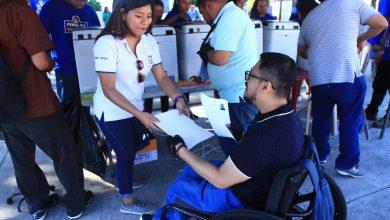 Personas con discapacidad se forman en Contact Center