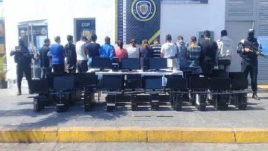 Venezuela: Detenidas 15 personas que estafaban a través de un Call Center