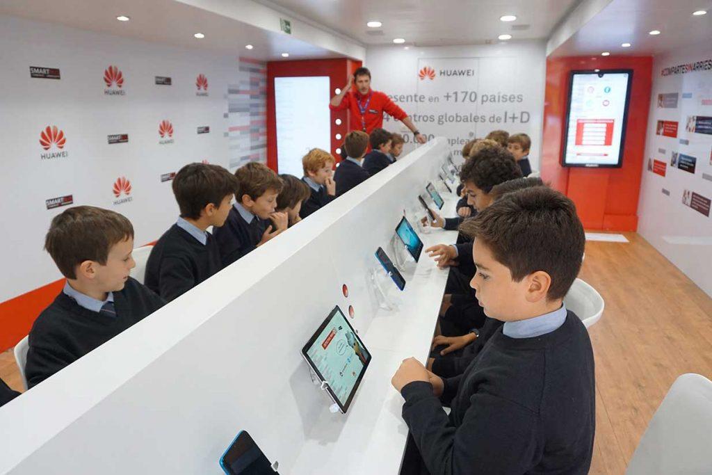 Huawei España pone a disposición herramienta educativa