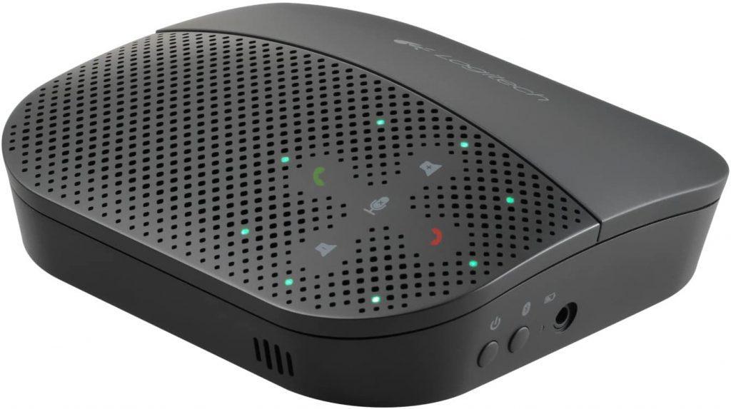 Altavoz Logitech P710e, lo mejor en audio para sus video conferencias