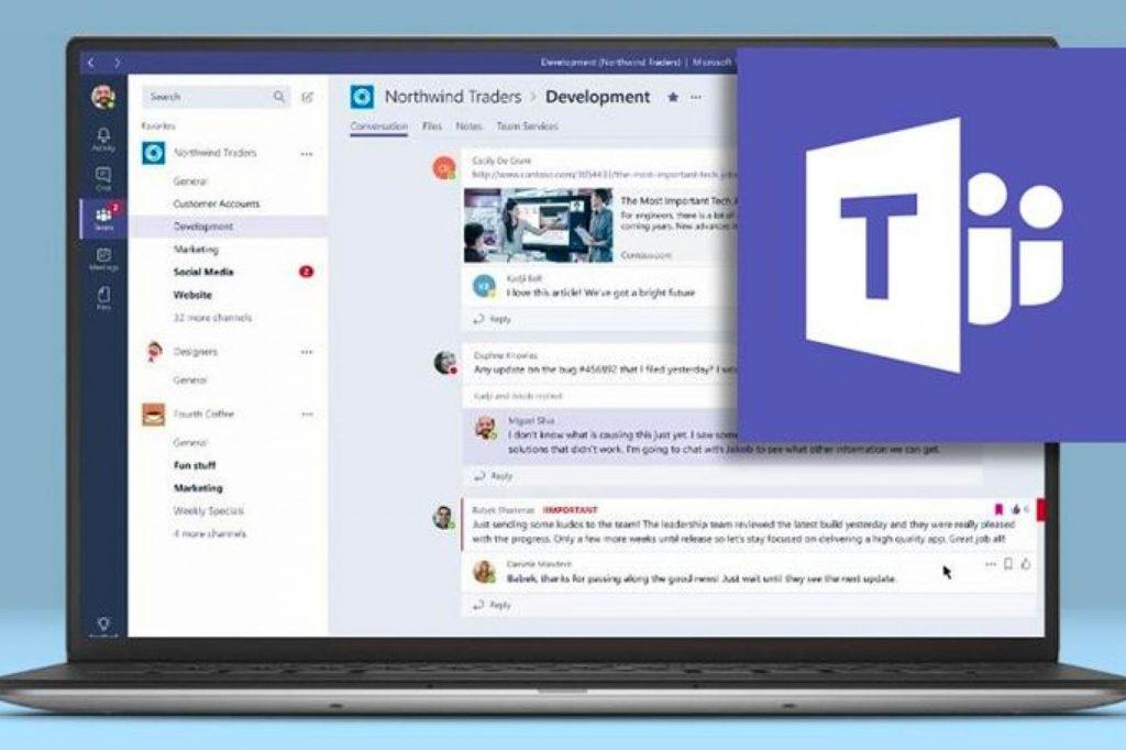 En medio de la pandemia plataformas de Microsoft Teams y Google Meet suman millones de usuarios