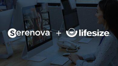 """Lifesize y Serenova se fusionan para crear una empresa de comunicaciones de """"contact center"""" y colaboración profesional"""