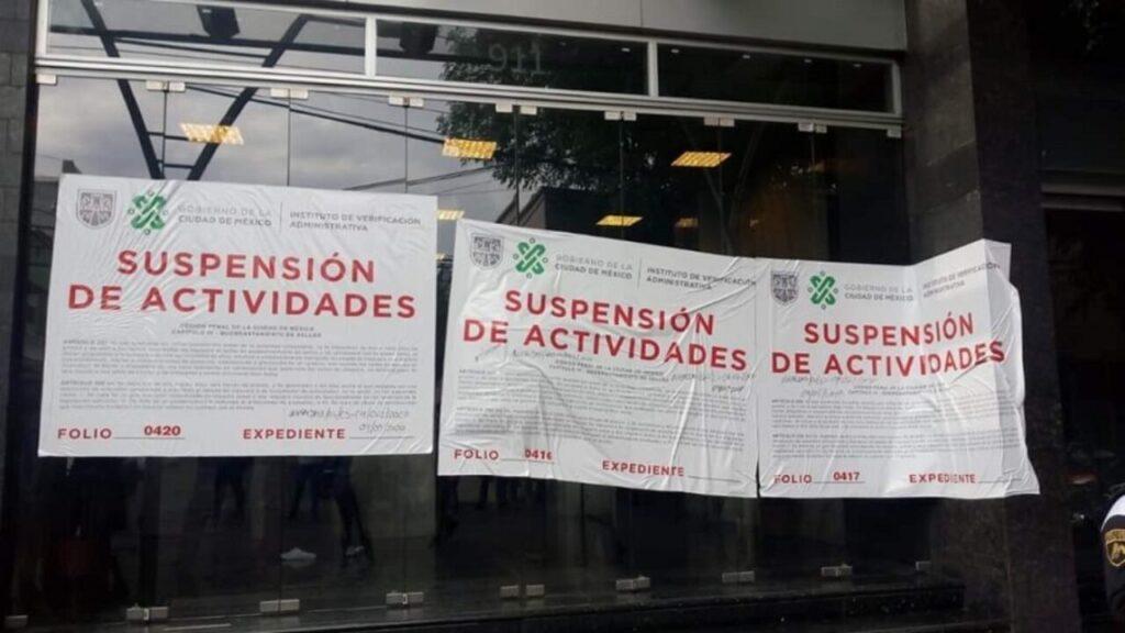 México: Clausuran por segunda vez call center del Grupo Salinas