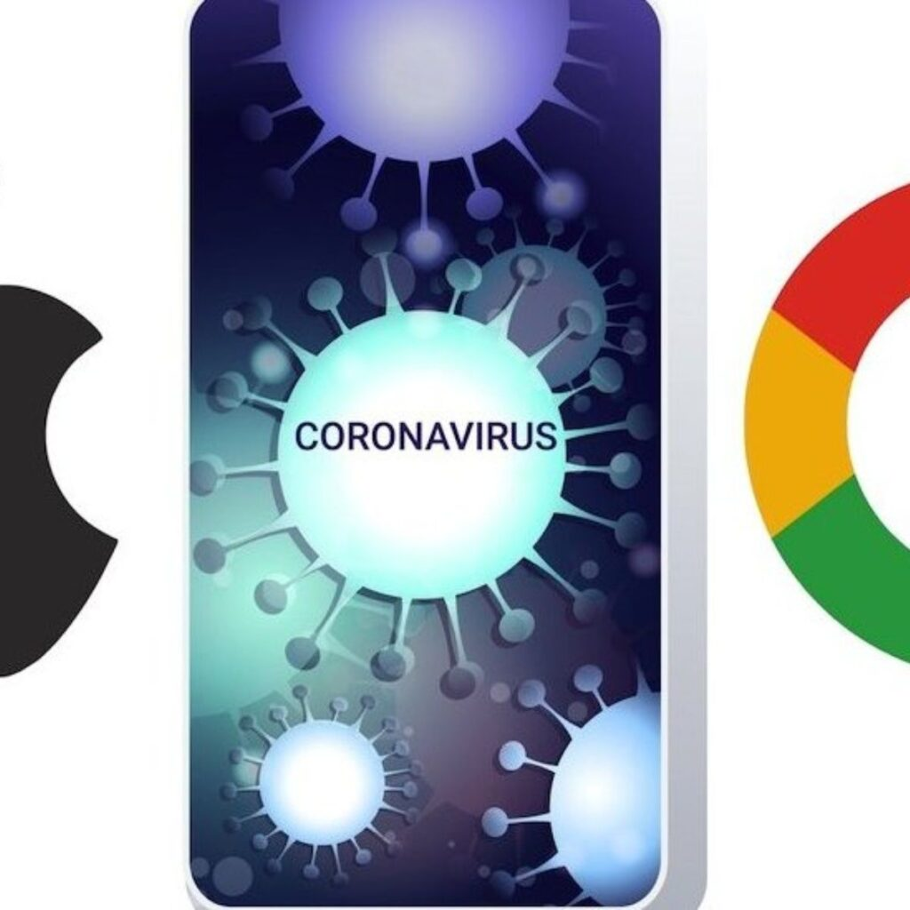 Google y Apple desarrollarán app de rastreo de Covid-19 en iOS y Android