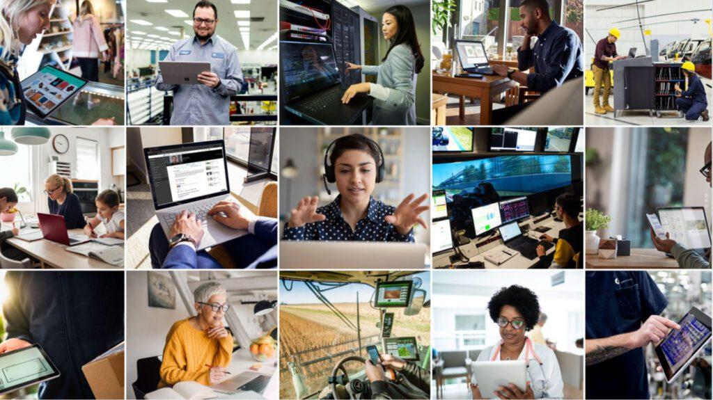 Transición digital: Microsoft quiere capacitar a 25 millones de personas