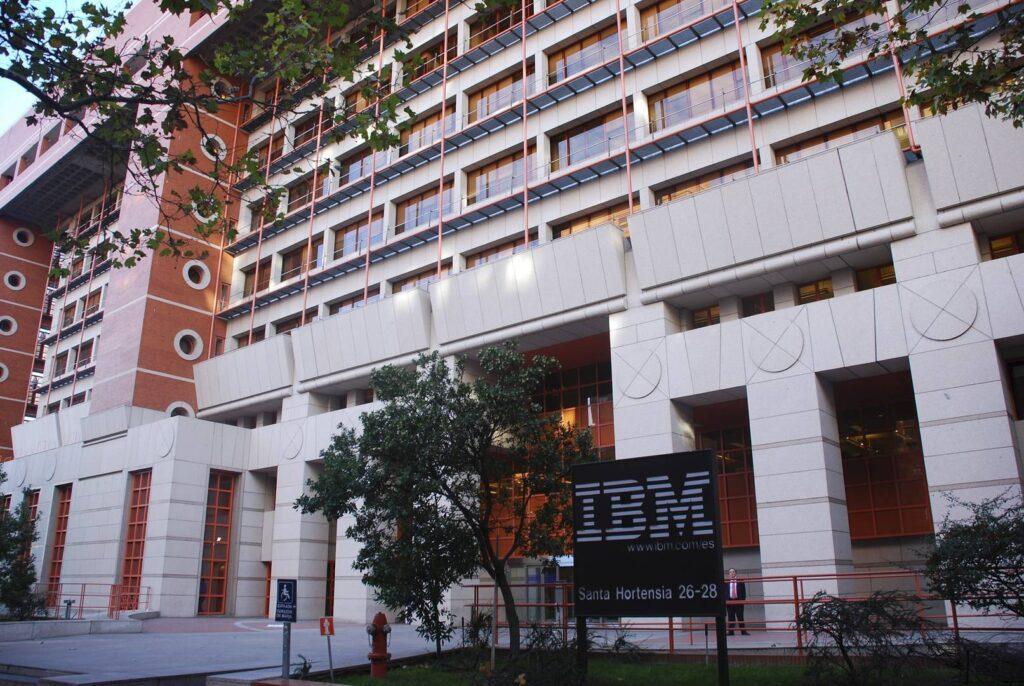 Horacio Morell al frente de IBM España