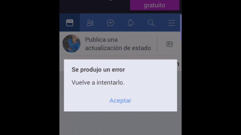 El error de Facebook interrumpe el funcionamiento de varias aplicaciones populares