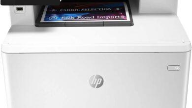 Impresora multifuncional hp laser color laserjet pro
