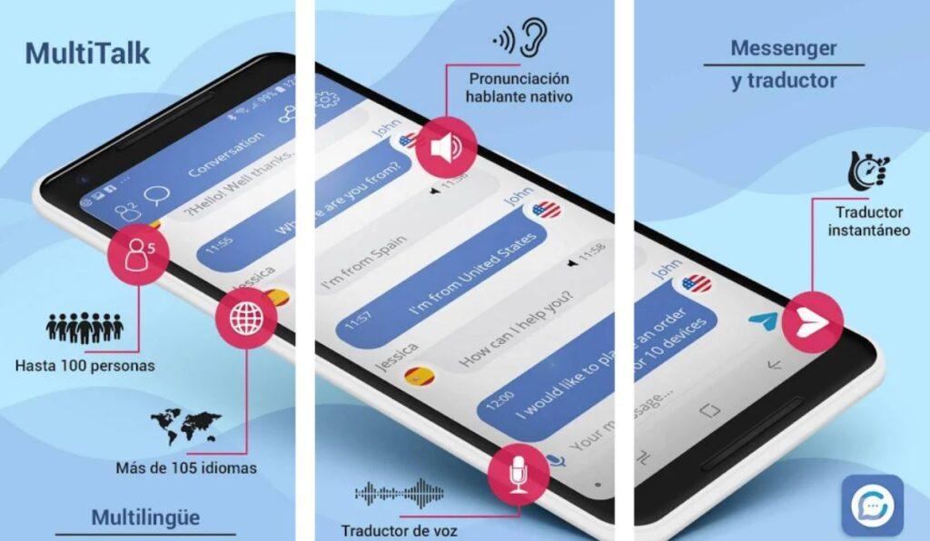 La app MultiTalk hace realidad las traducciones en tiempo real en reuniones multilingües