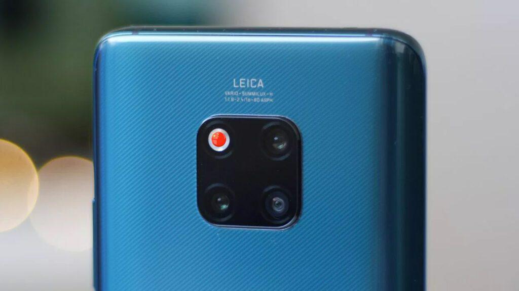 Huawei se convierte en líder mundial en teléfonos inteligentes