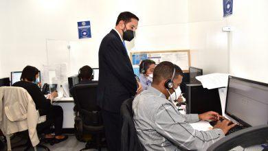 Consulado Dominicano en Nueva York inaugura Call Center