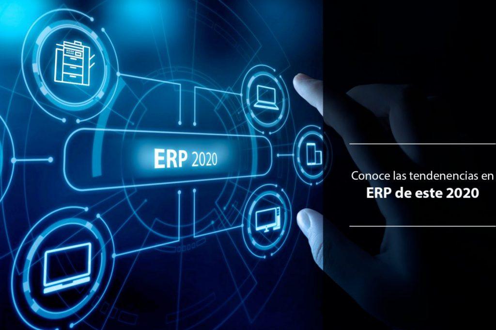 Tendencias y estrategias de software ERP 2020