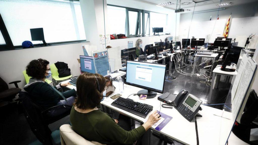 Aragón: Llamadas al 061 se triplican y se activa el nivel de alerta ante la pandemia