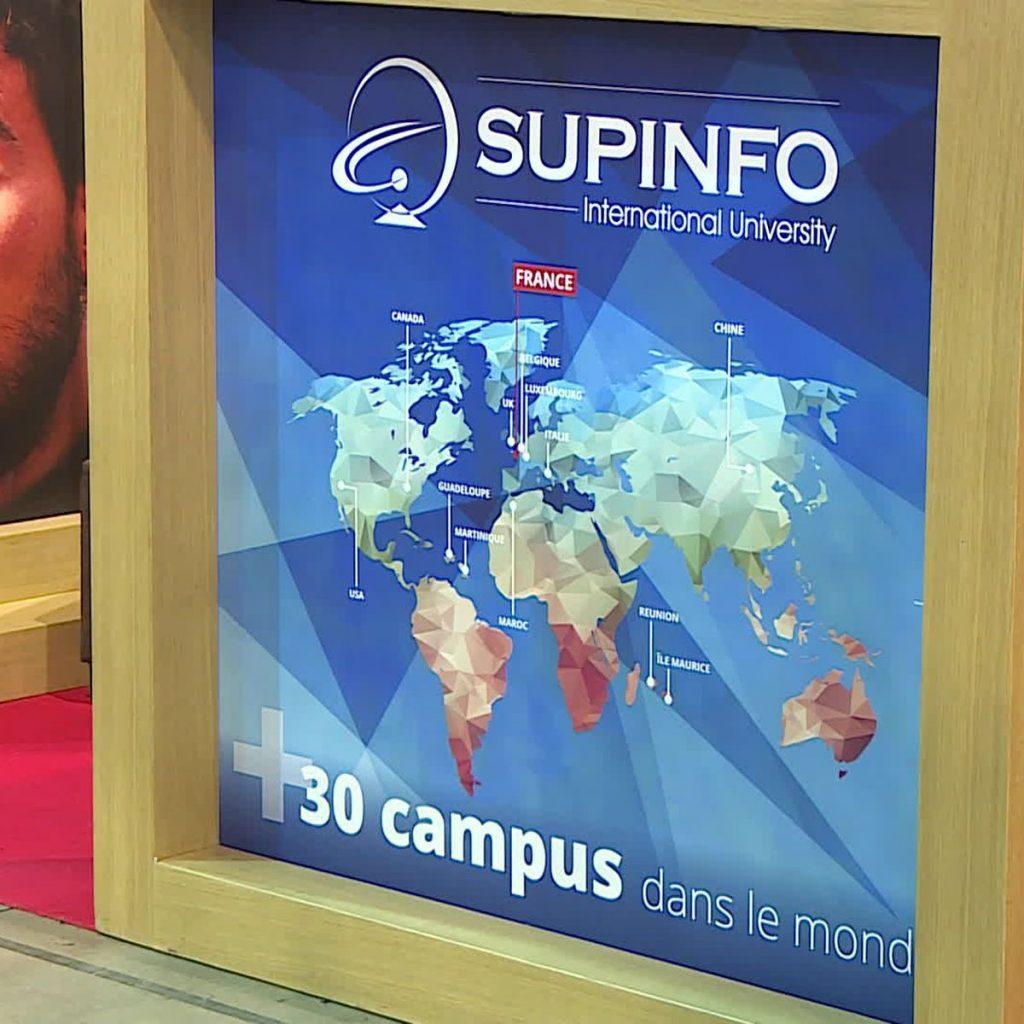 El líder en educación digital SUPINFO Maroc está cambiando de piel