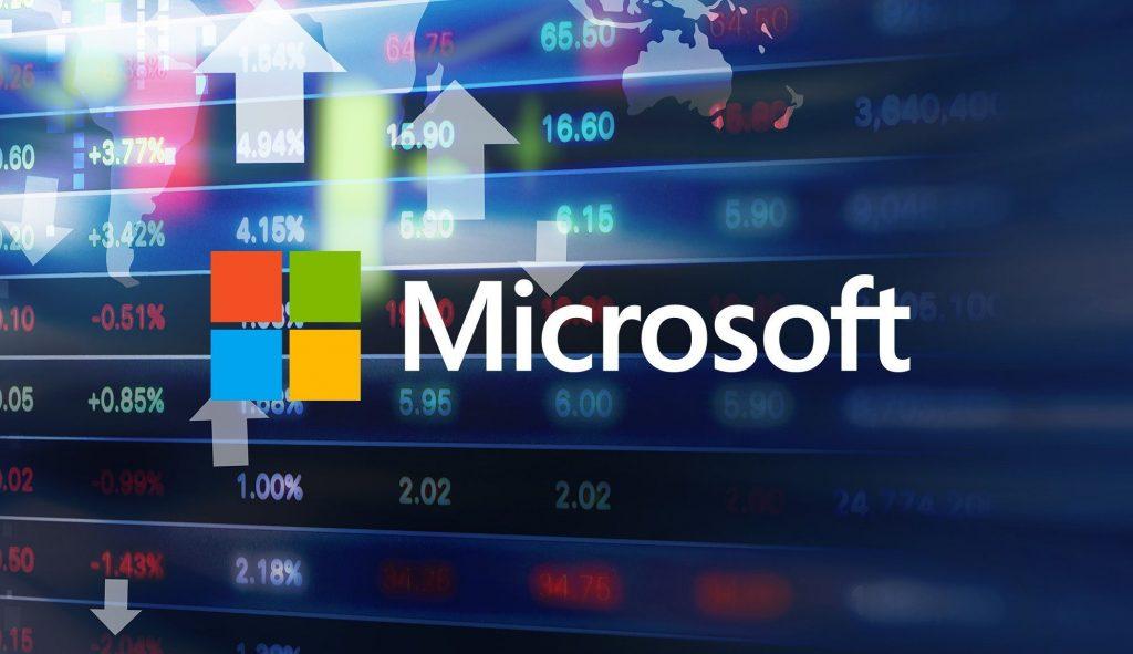 Microsoft y sus resultados financieros gracias a la nube