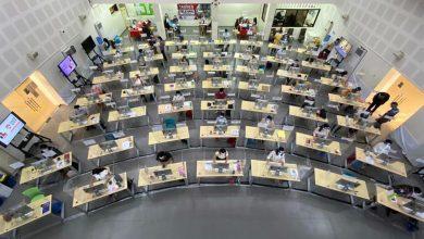 """Un """"call center"""" de profesores para la enseñanza a distancia en Filipinas"""