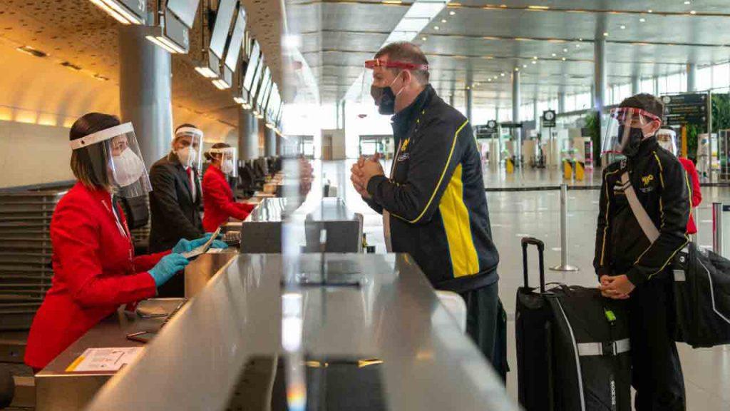 Colombia: Los call centers y las quejas en medio de la reactivación del transporte aéreo