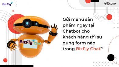 Bizfly Chat: el chatbot integral