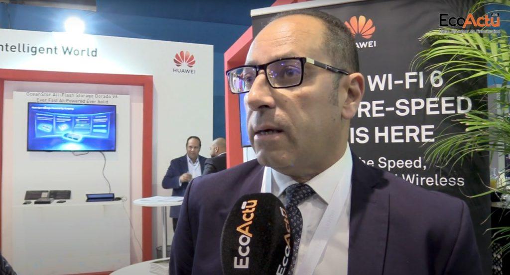 """Para el CEO de Huawei Technologies la """"falta de almacenamiento de datos en Marruecos ralentiza su uso y por tanto la innovación"""""""