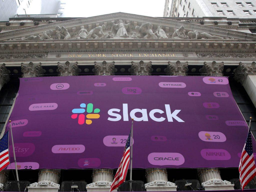 Salesforce adquiere la tecnológica Slack