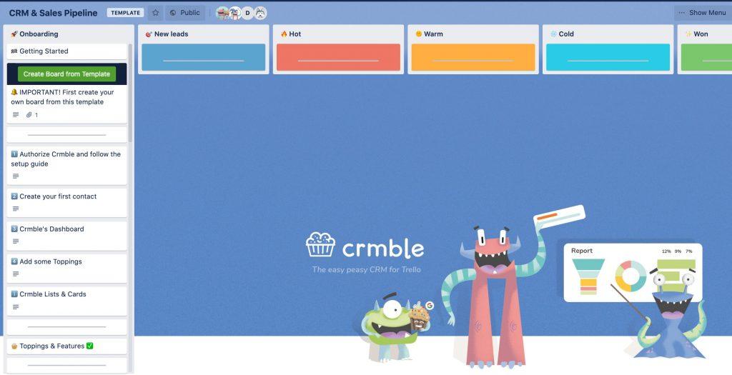 Entrevista al creador de un CRM (Crmble)