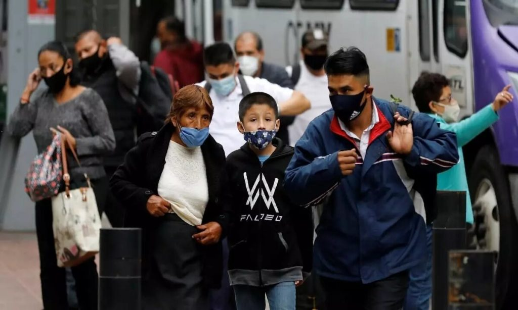 México: Aumentan entre 15 y 20% casos sospechosos en call center Covid