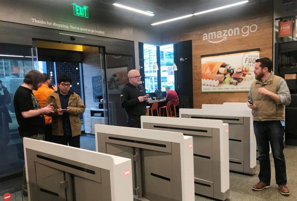 México: Amazon Go en fase de prueba