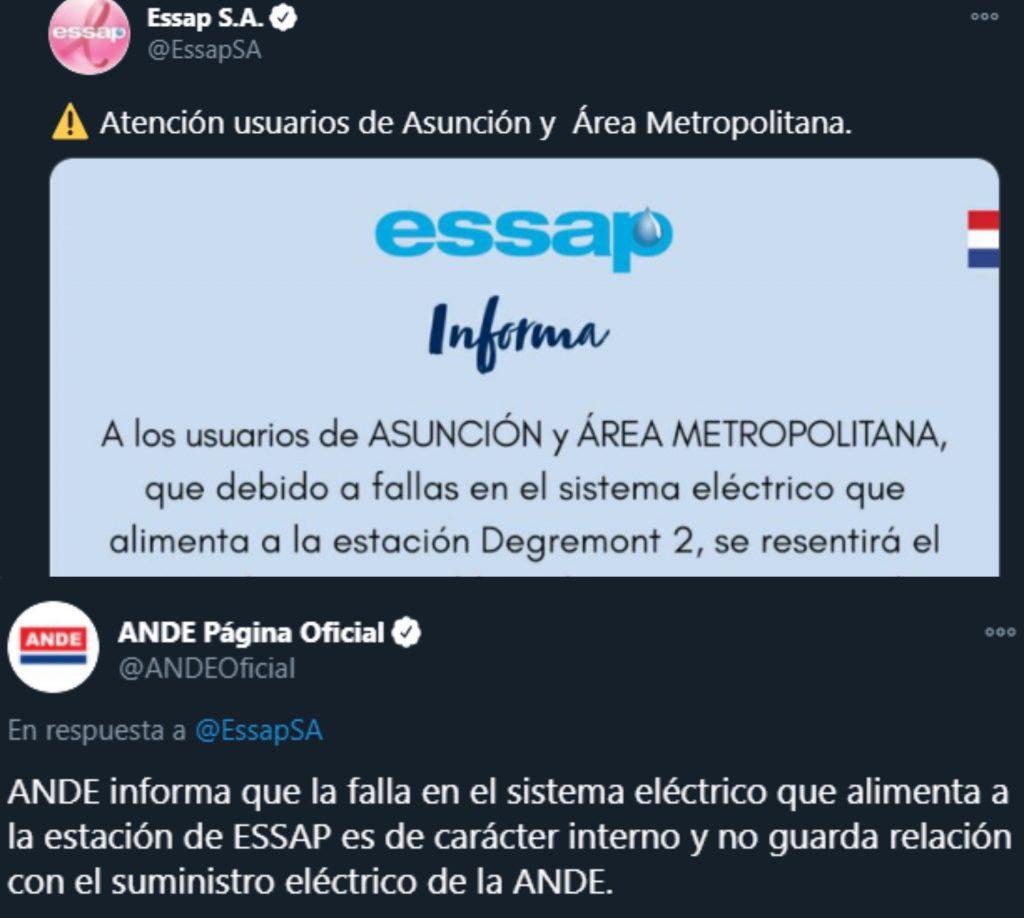 Paraguay: Fallas en el servicio de call center de la Essap