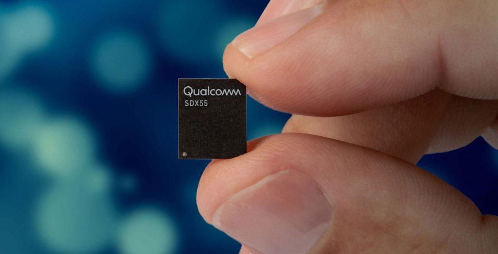Nuevo módem 5G de Qualcomm
