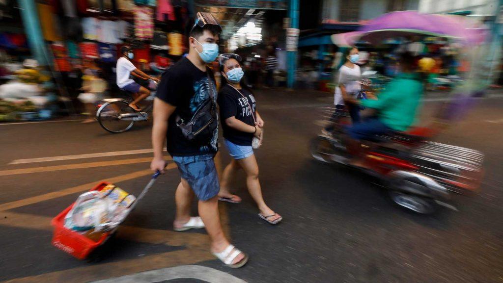 Centro de atención telefónica de Cavite cerrado por brote de coronavirus