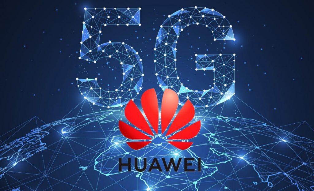 Huawei cobrará regalías a Samsung y Apple por su tecnología 5G