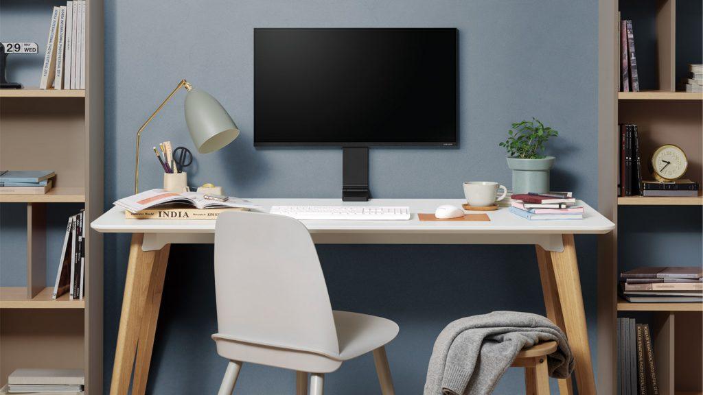 Monitores para home office de Samsung