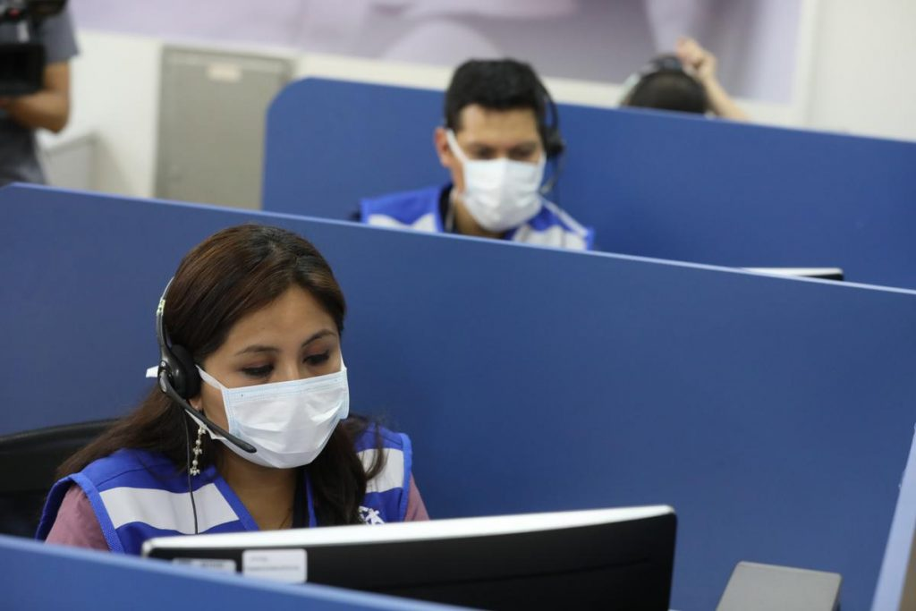 Argentina: Médicos exponen acerca del manejo de un Call Center Covid