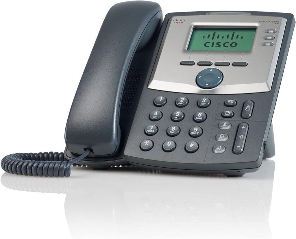 Cisco Small Business Spa 508G: El mejor Teléfono para telefonía IP