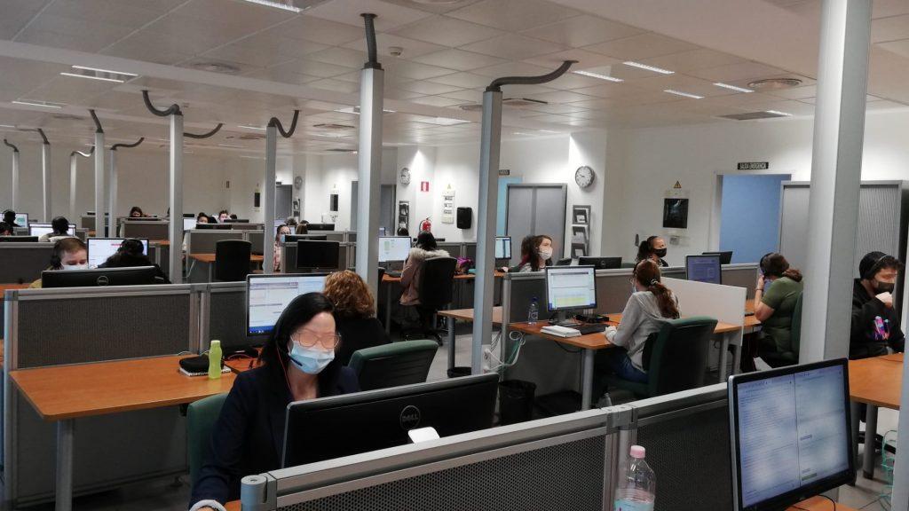 España: Más de 8 millones de llamadas al 012