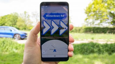 Google y su nueva función de realidad aumentadacon Live View