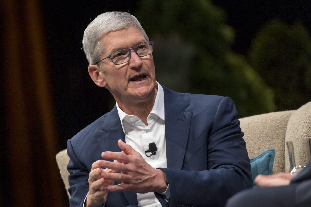 CEO de Apple, Tim Cook, opina sobre la nueva ley europea de competencia