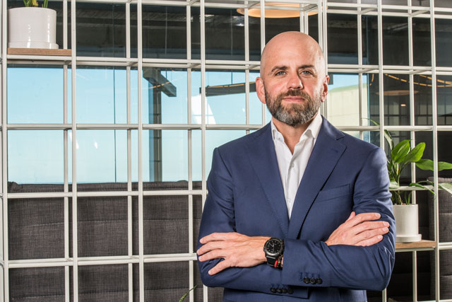 nuevo CEO Global de Apex America, Martín Vaca Narvaja