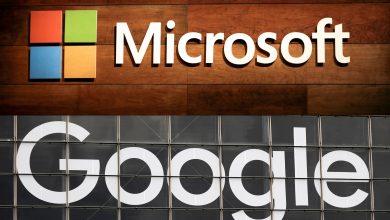 Microsoft y Google ¿vuelven las batallas legales?