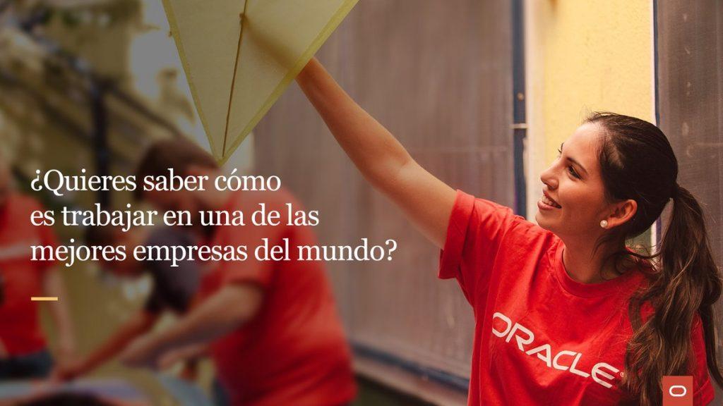 Transformación Digital en Oracle Latinoamérica