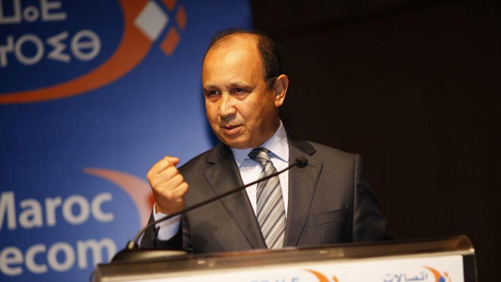 Abdeslam Ahizoune, reelegido como director del Consejo de Administración de Maroc Telecom