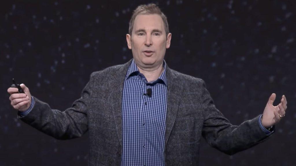 Andy Jassy el nuevo CEO de Amazon