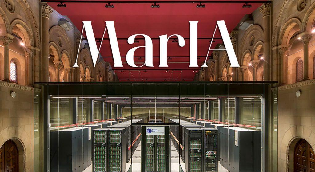 MarIA: modelo masivo de inteligencia artificial en lengua española